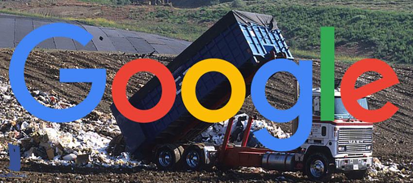 گوگل Remove URL