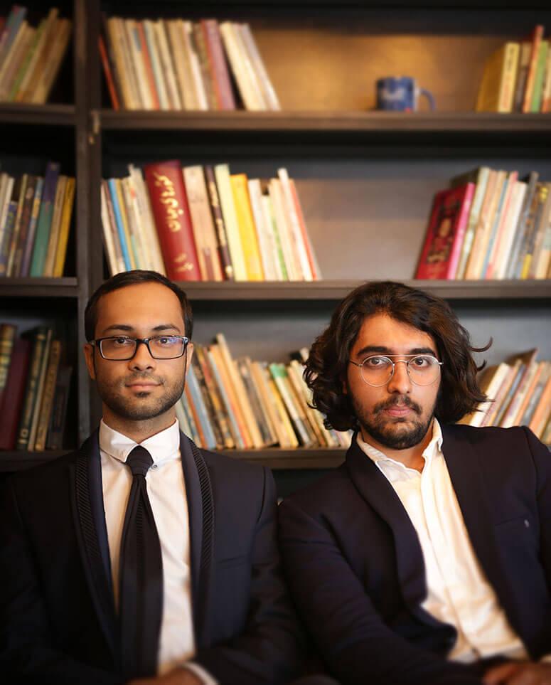 مشاور کسب و کار| علی رحمت پور و عرفان پردیسان