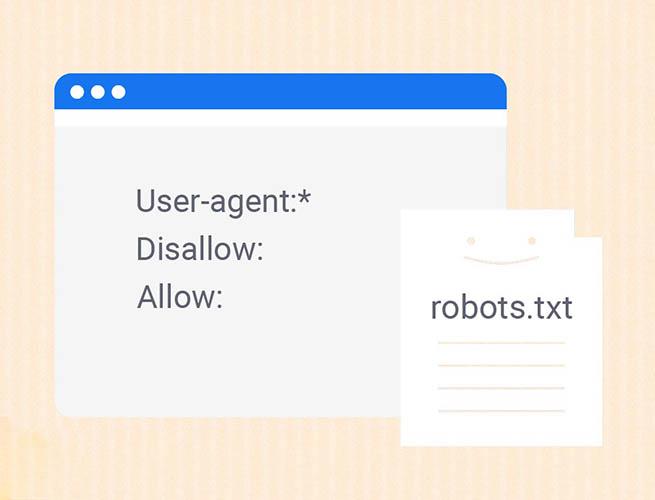 آشنایی با دستورات فایل robots.txt