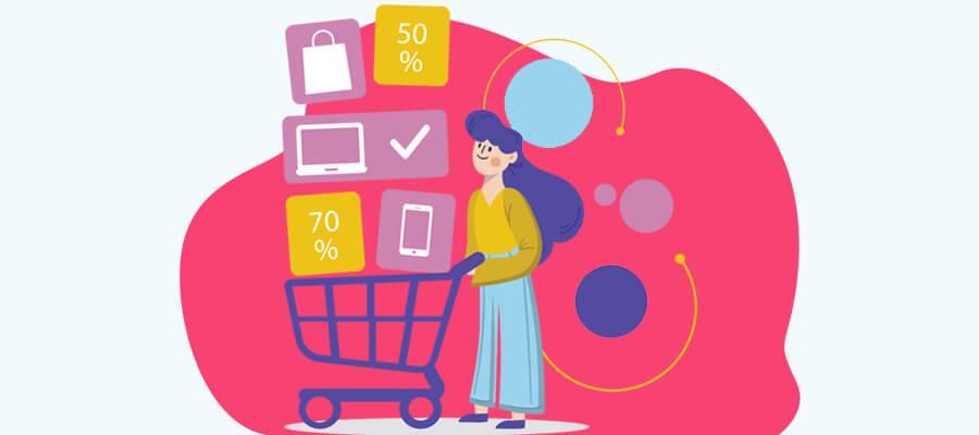 دلایل منطقی برای طراحی سایت فروشگاهی